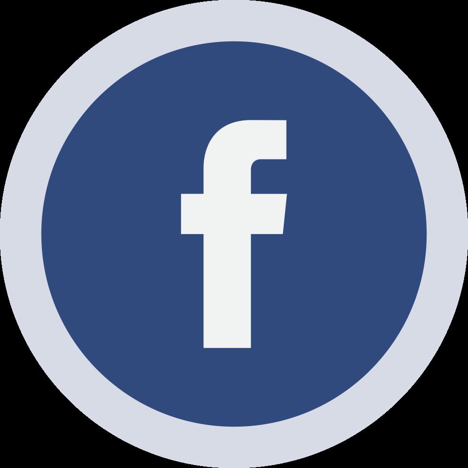 Circled Facebook Logo PNG Image - PurePNG | Free ...