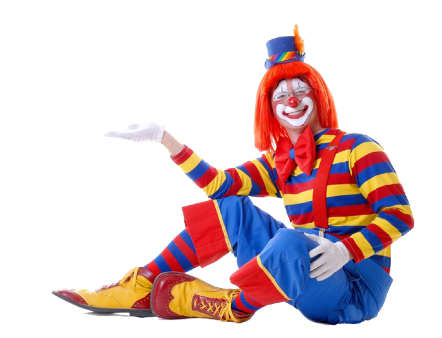 Clown PNG Image
