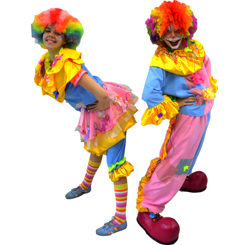Clown's PNG Image