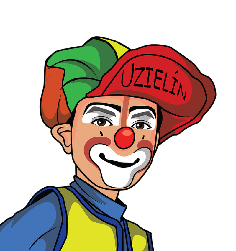 Clown's PNG Image