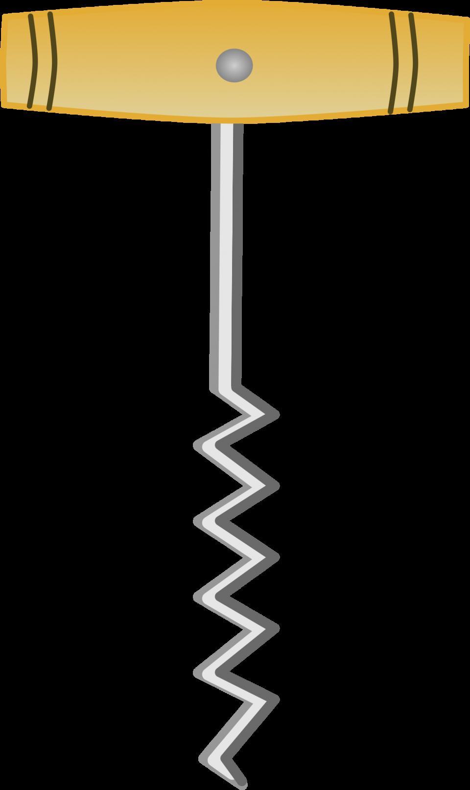 Corkscrew PNG Image
