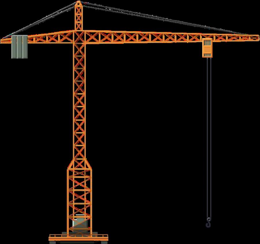 Crane PNG Image