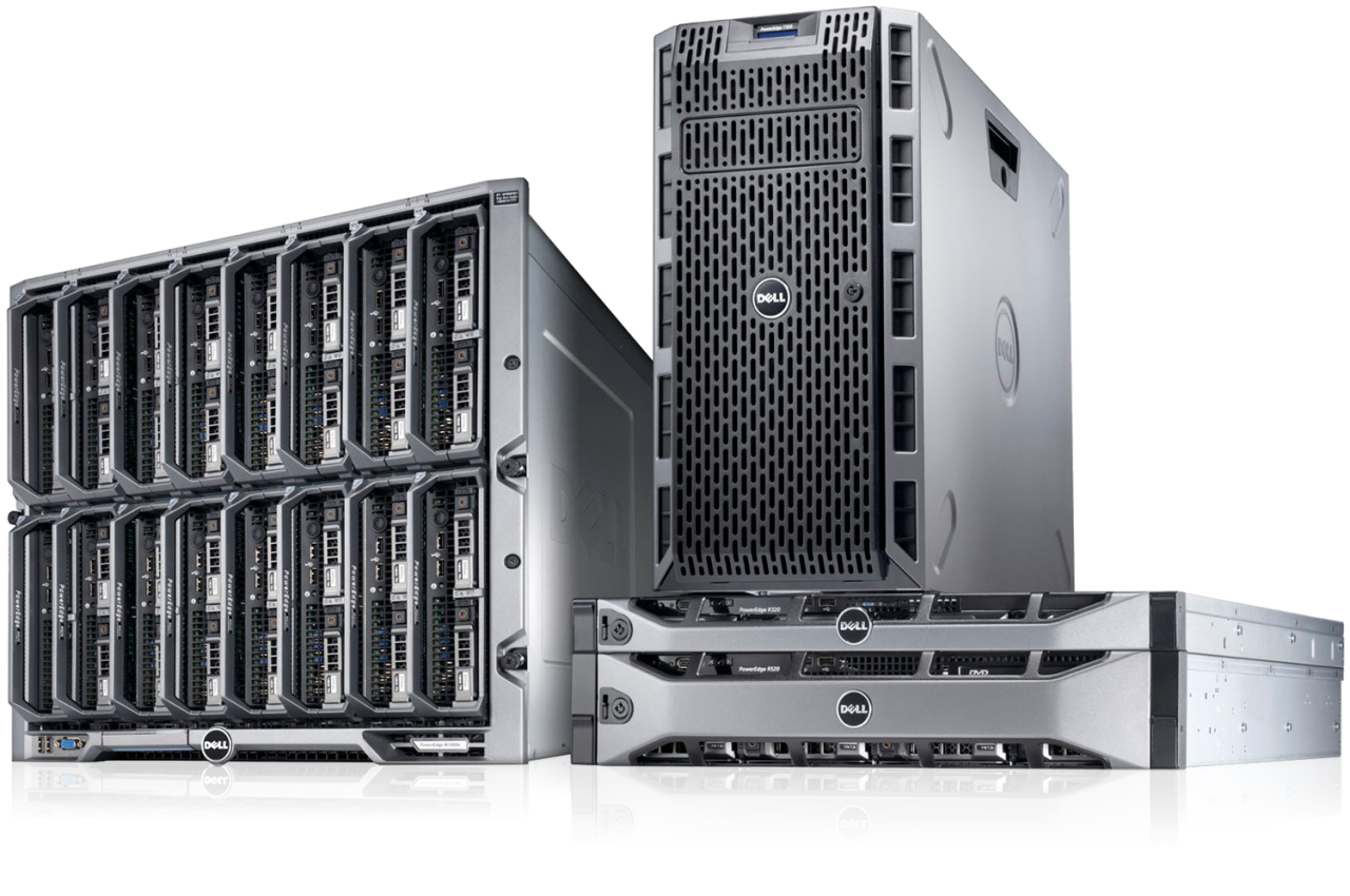 Dell Server PNG Image