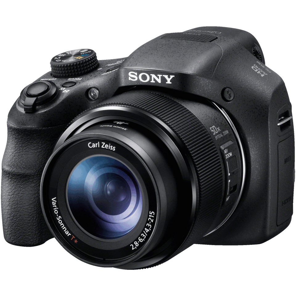 Digital Photo Camera PNG Image