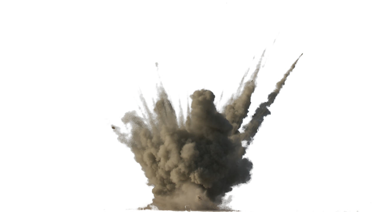 Dirt Explosion PNG PNG Image