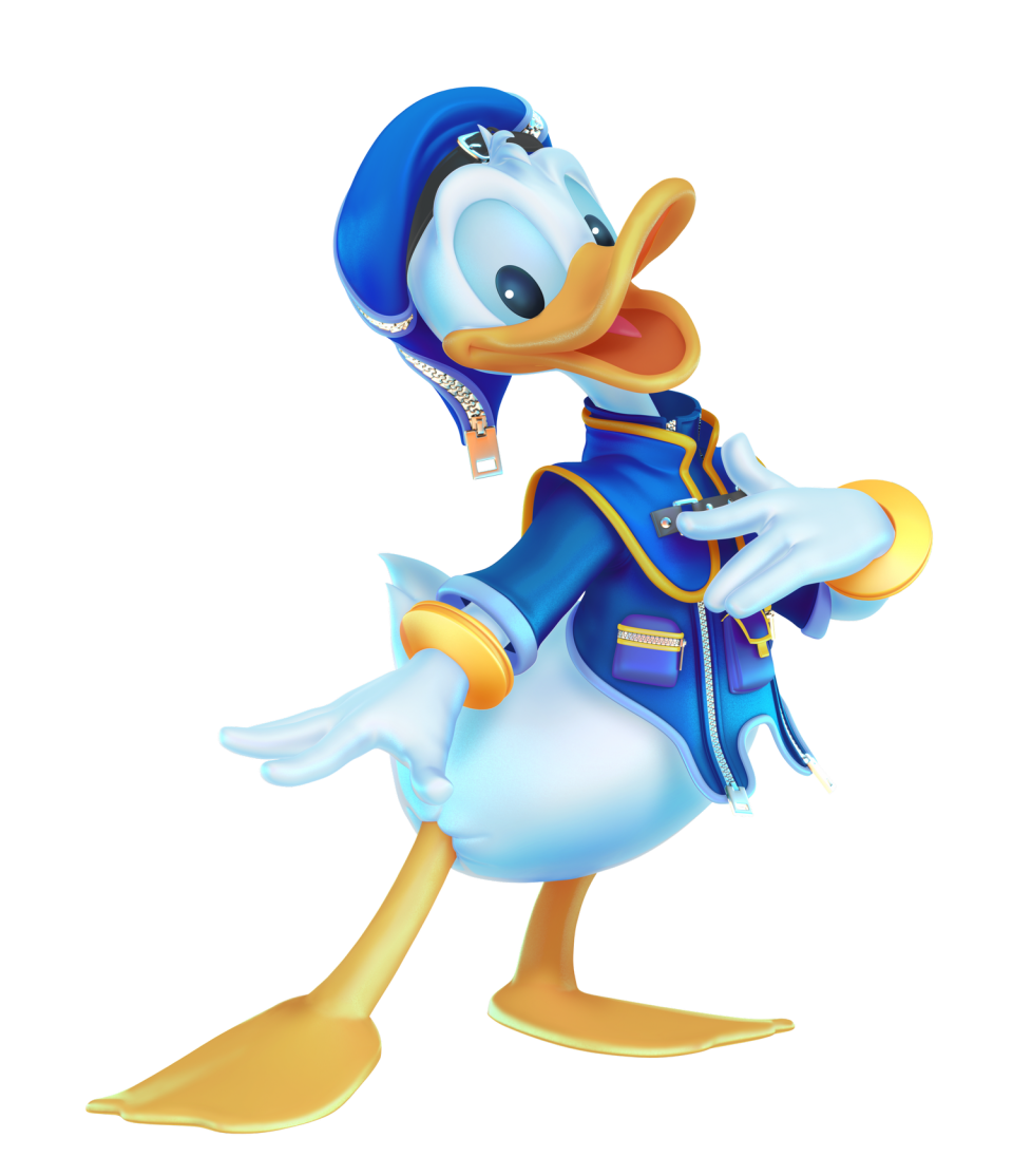 Donald Duck  Khll PNG Image