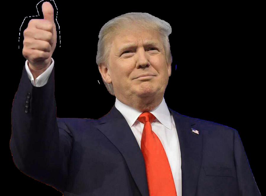 Donald Trump PNG Image