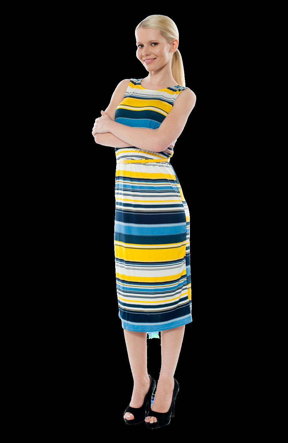 Fashion Girl PNG Image