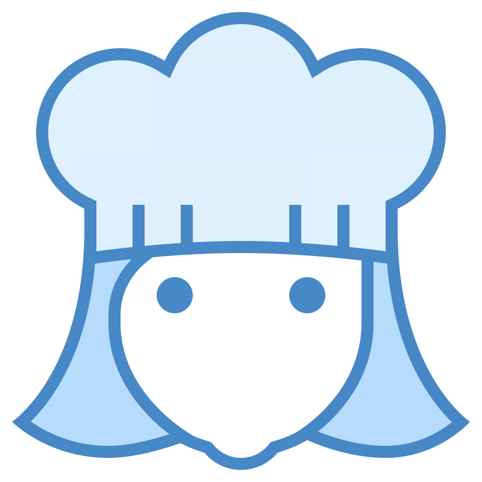 Female Chef PNG Image