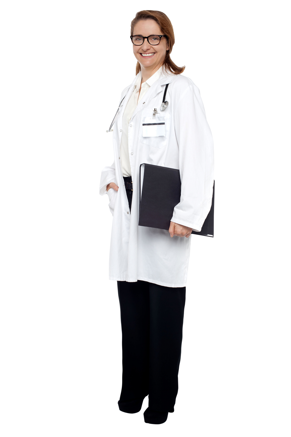Female Doctor PNG Image
