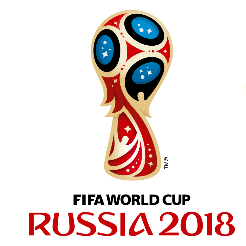 Fifa World Cup Russia 2018 Logo PNG Image