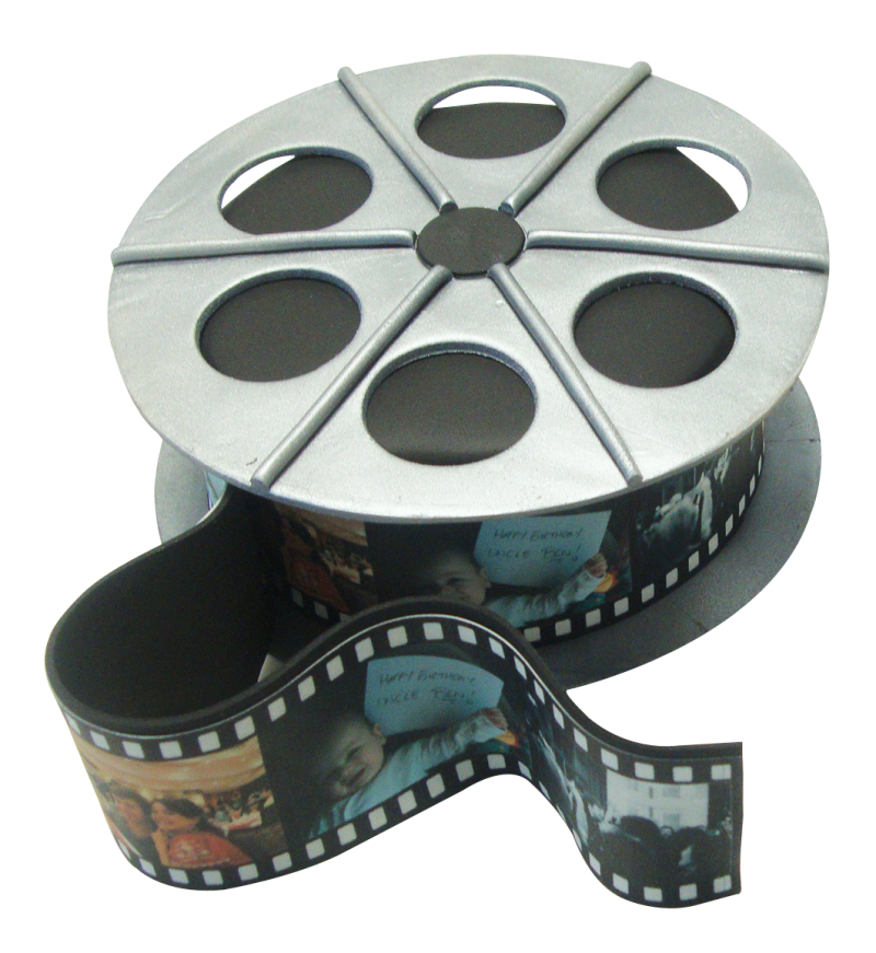 Film Reel PNG Image