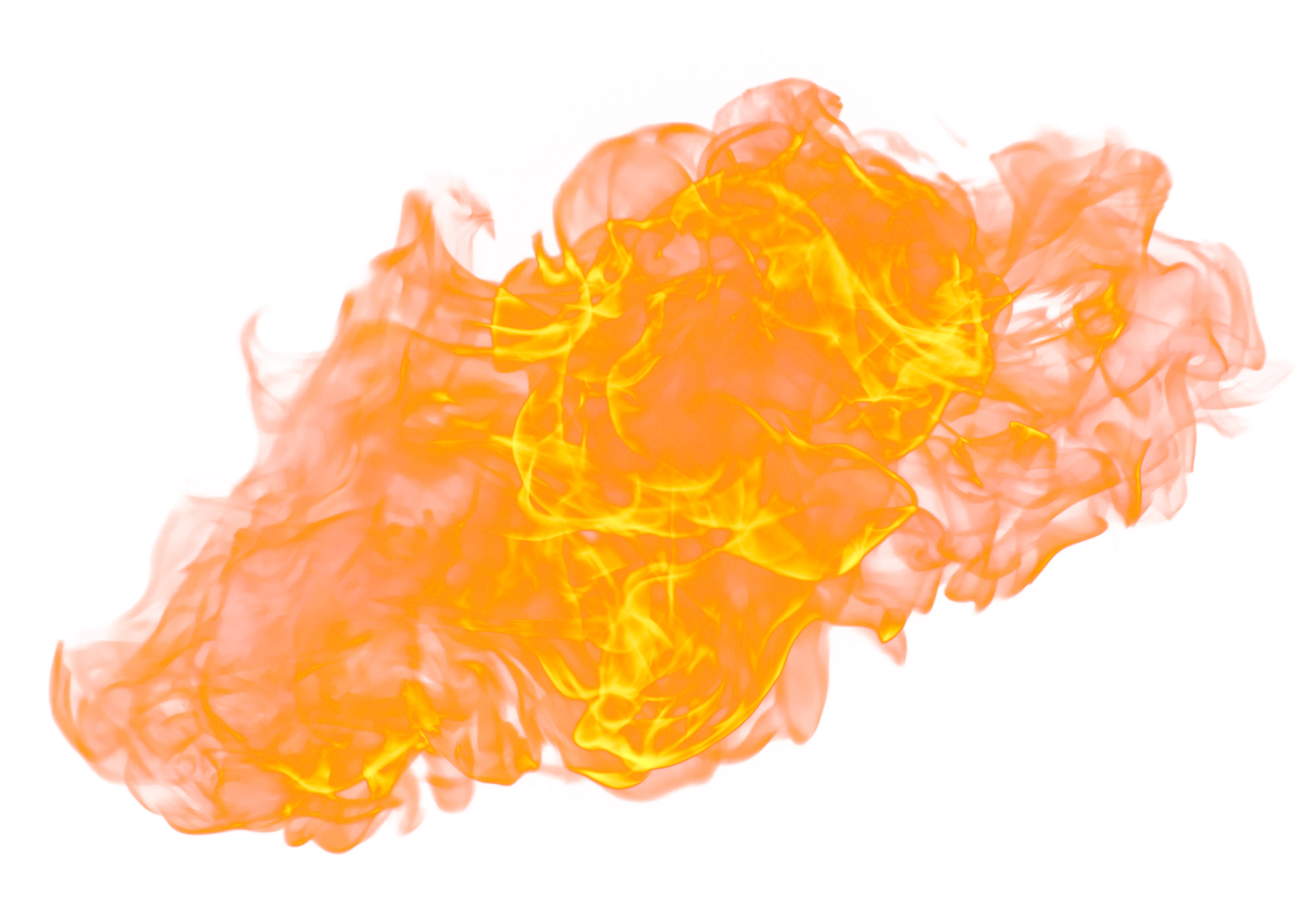 Fire Flame PNG Image