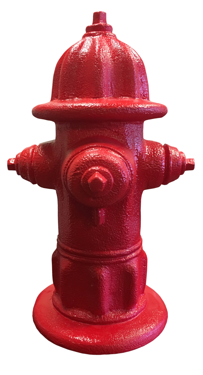 Fire Hydrant PNG Image