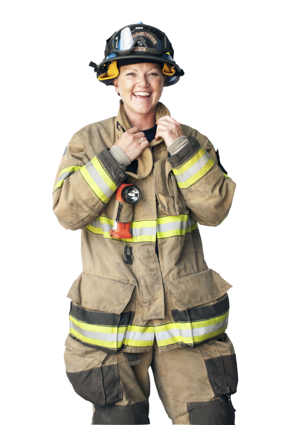 Firefighter PNG Image