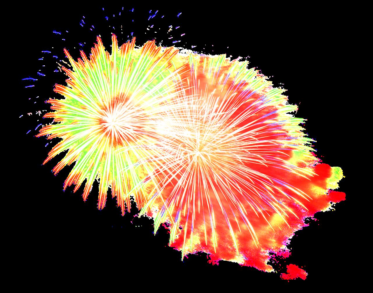 Fireworks PNG Image