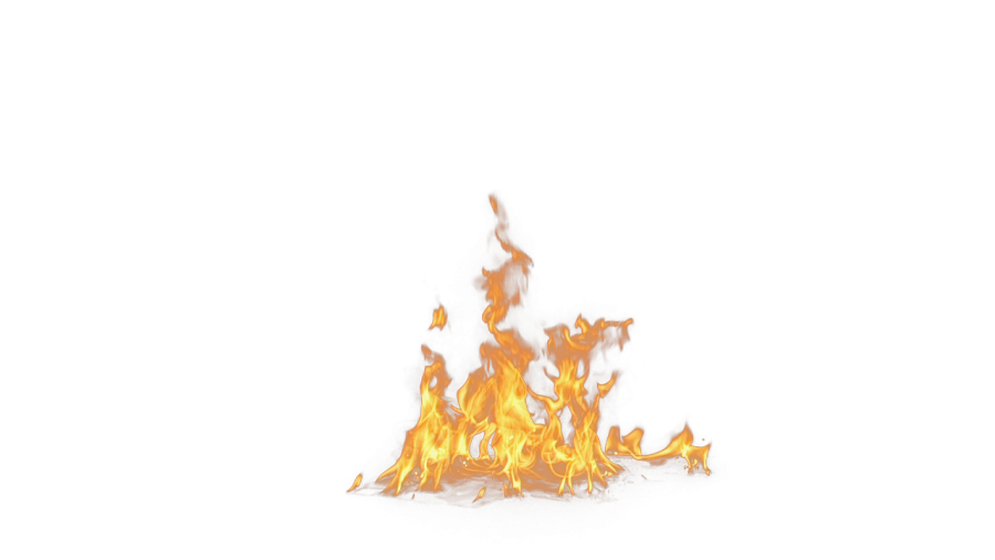 Flame Little Fire PNG Image