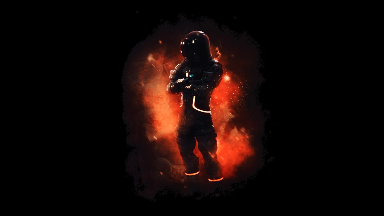 Fortnite Epic Explosion PNG Image