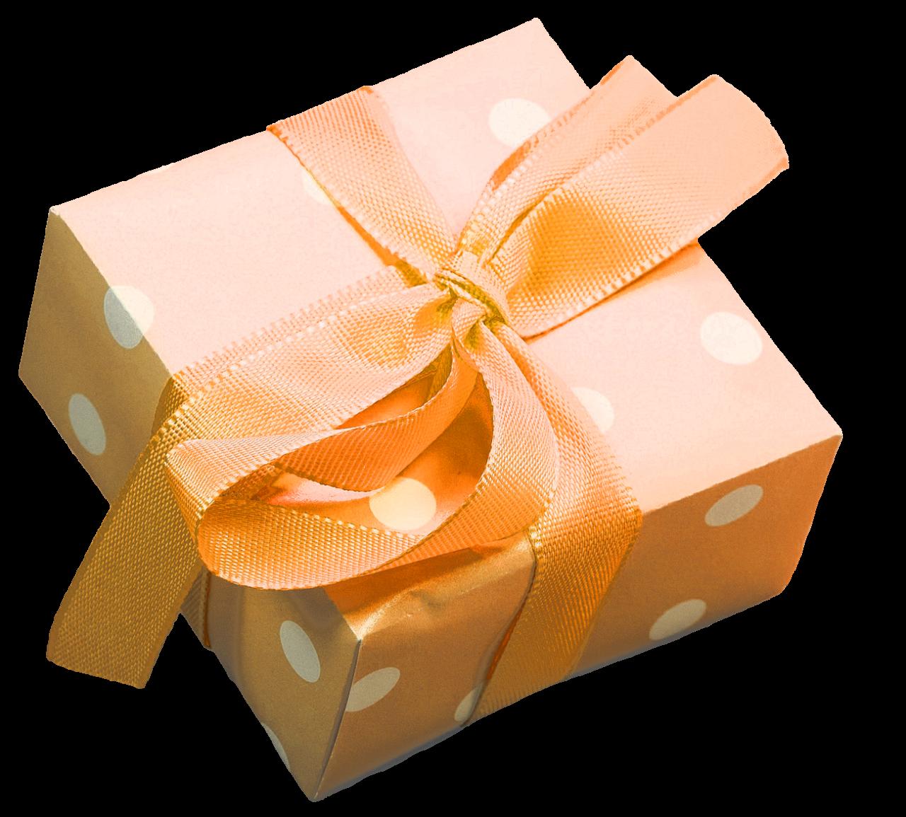 Tiny Present Box PNG Image