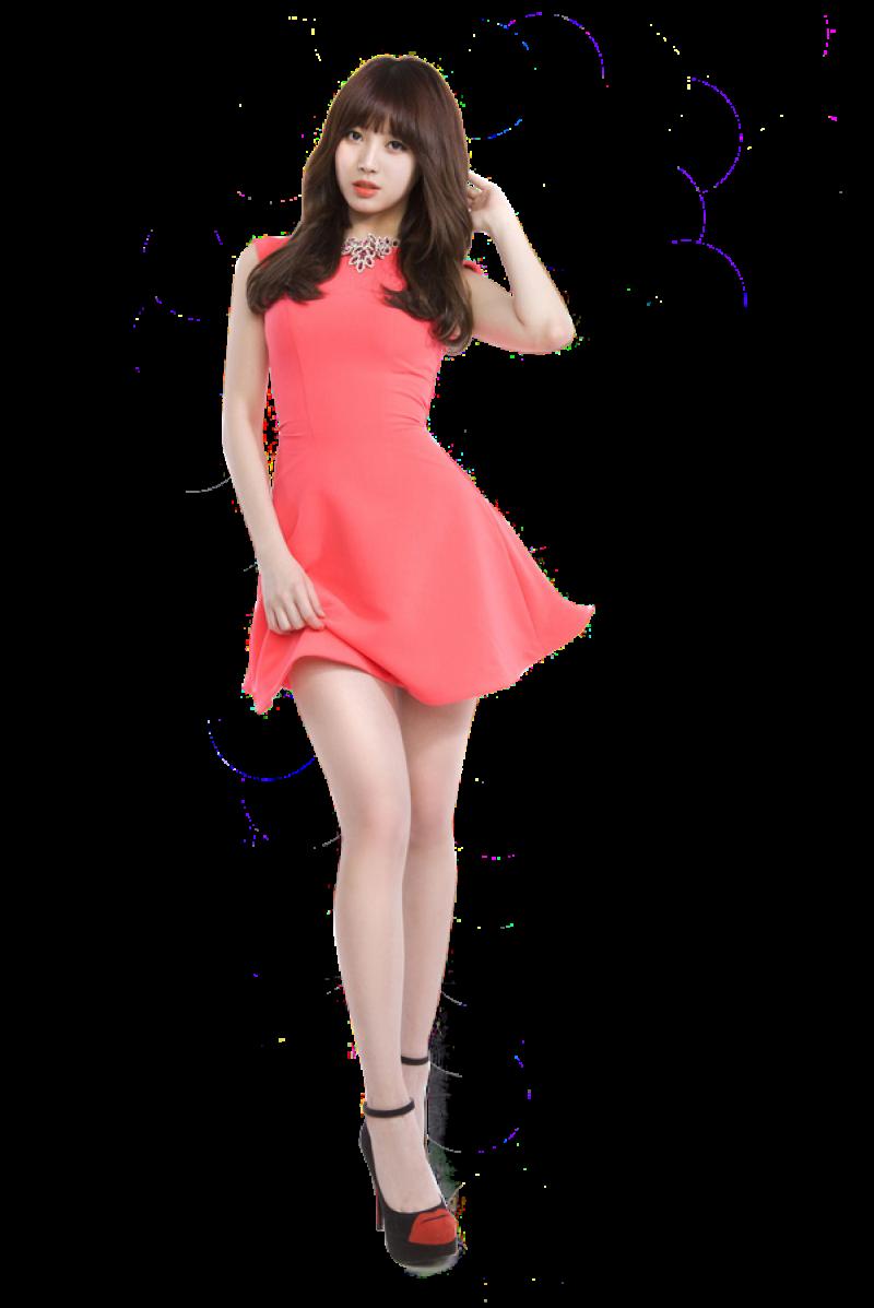 Girl PNG Image