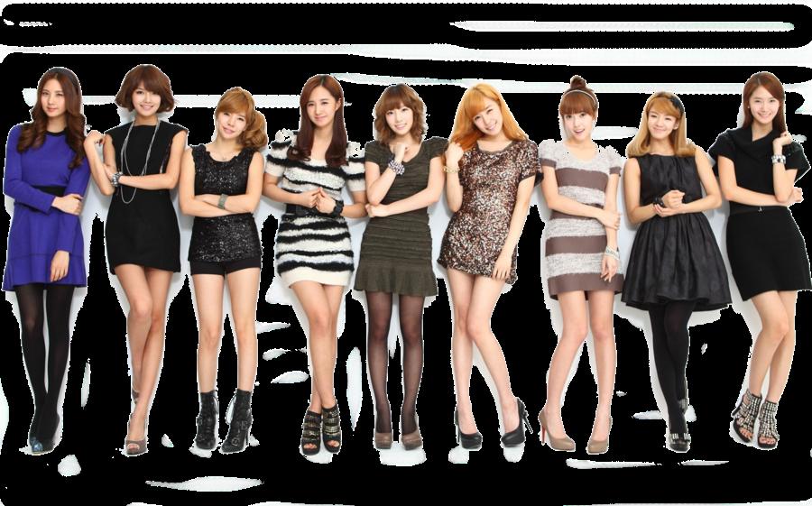 Girls PNG Image