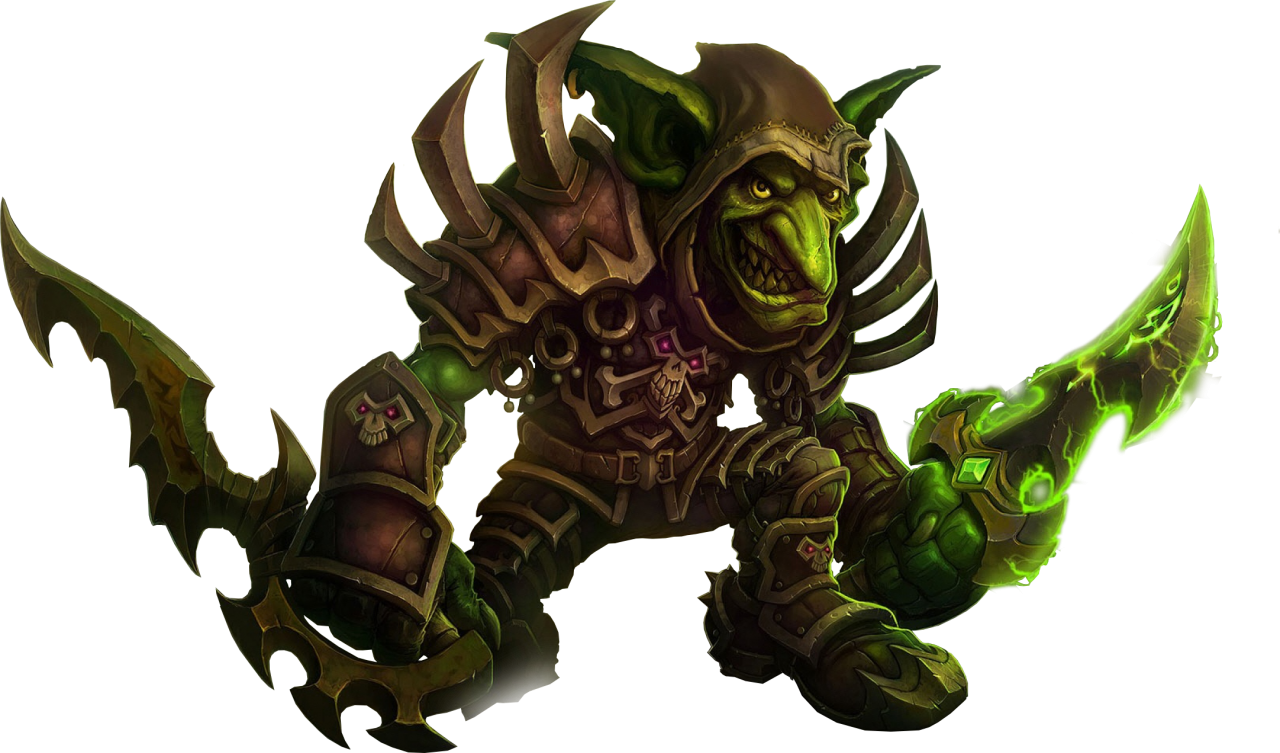Goblin PNG Image