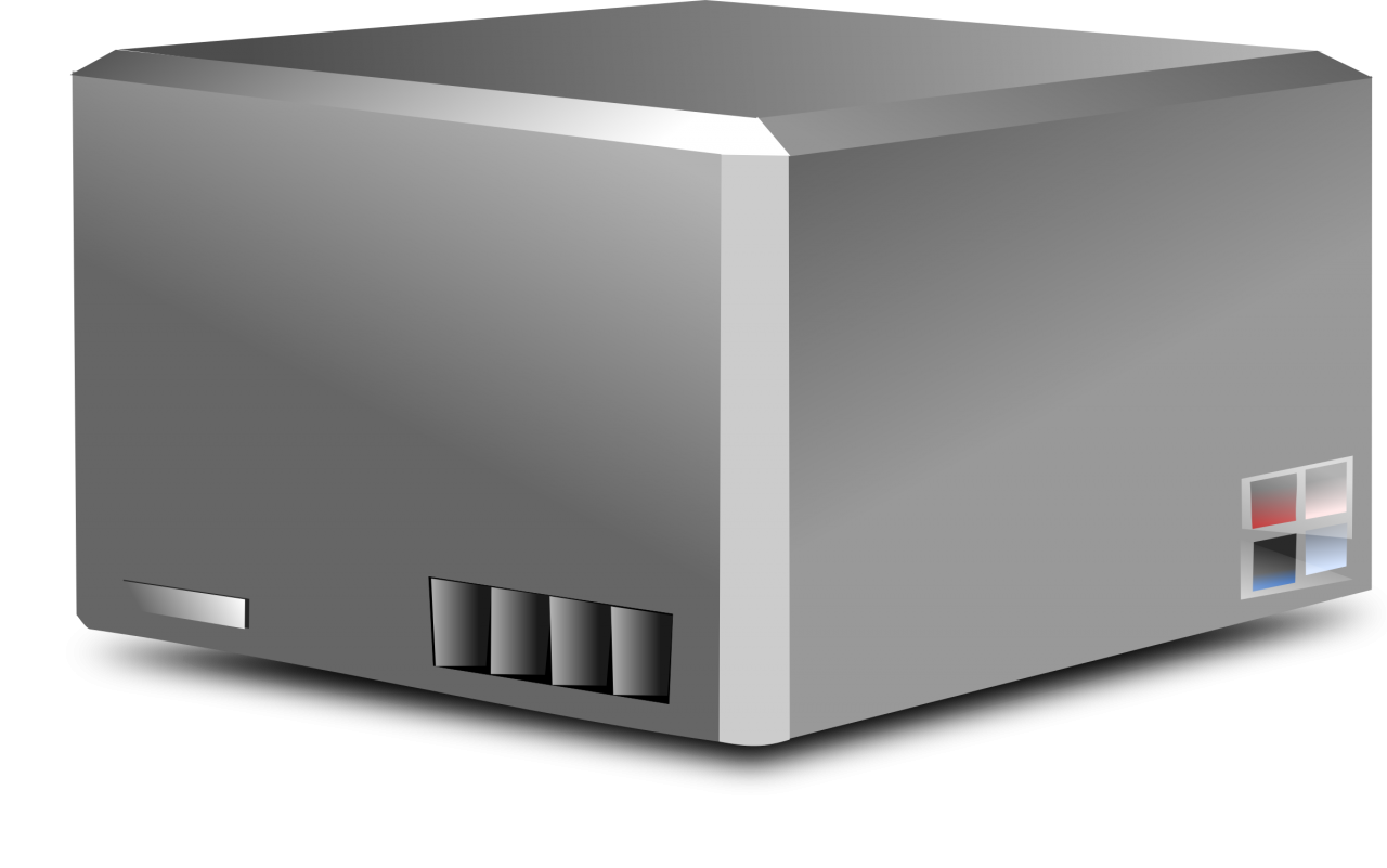 Graphic Server PNG Image