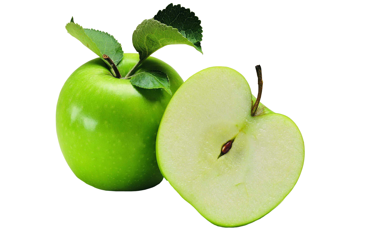 Green Apple PNG Image
