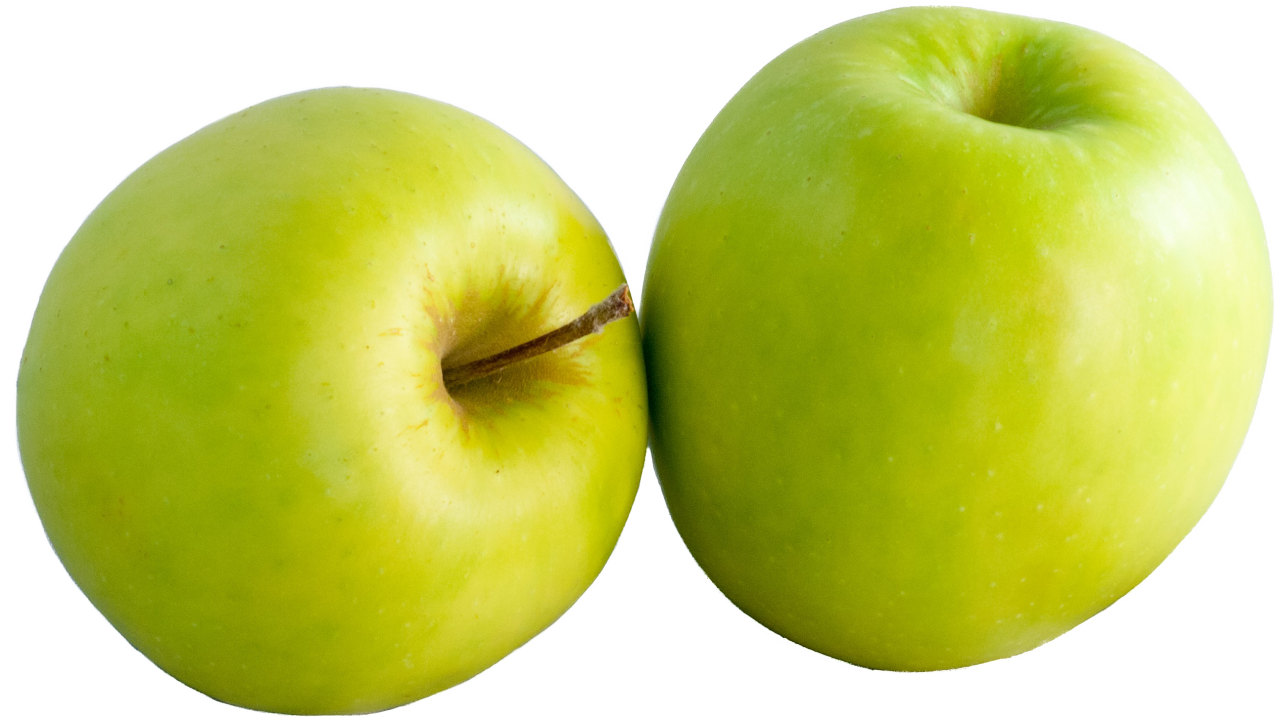 Green Apples PNG Image