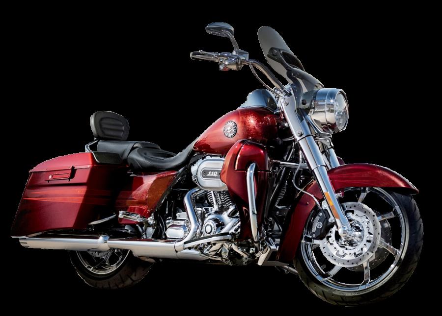 Harley Davidson Road King Loan