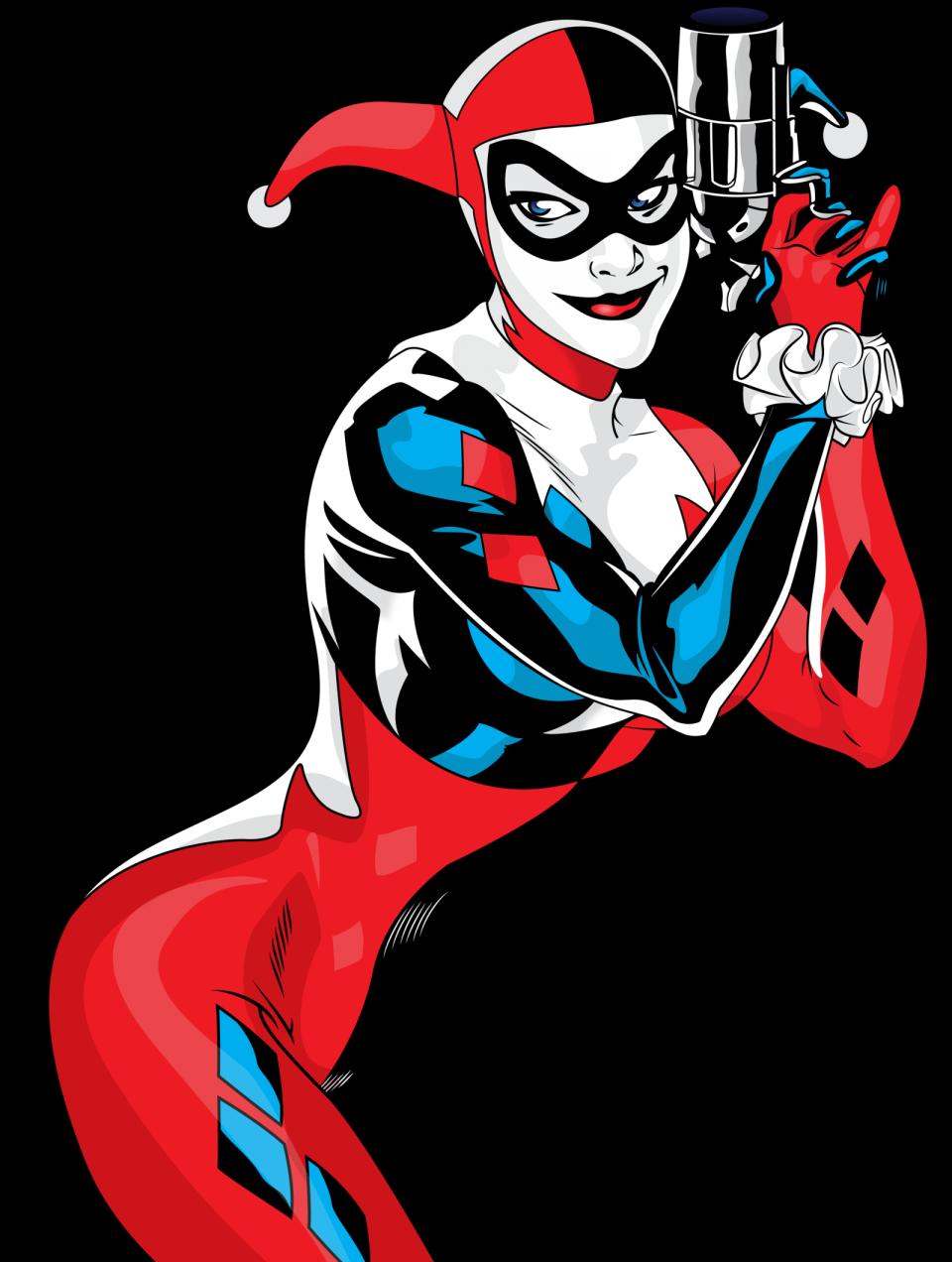 Harley Quinn PNG Image