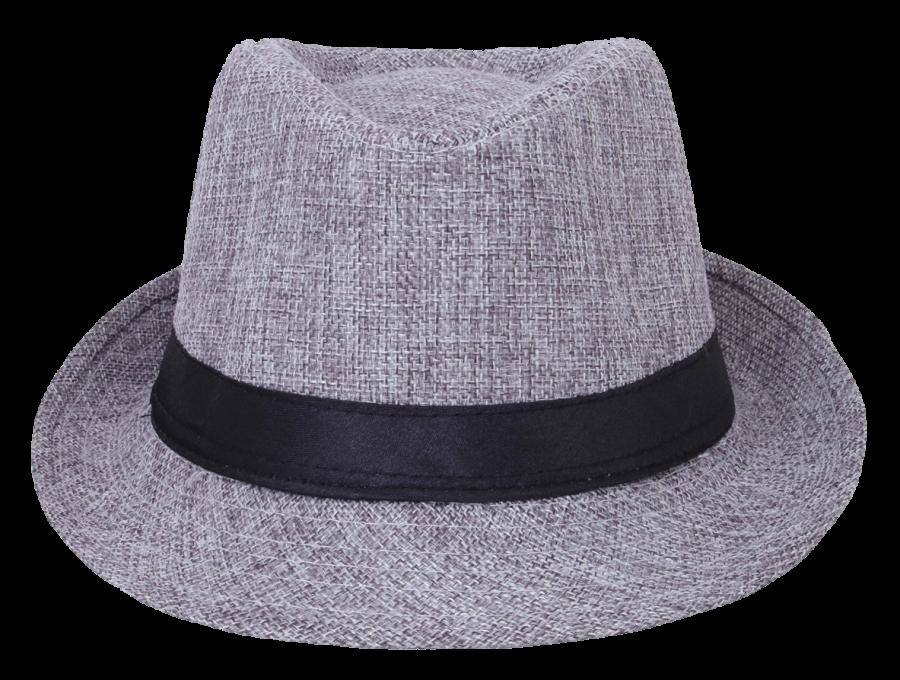 Hat Grey PNG Image