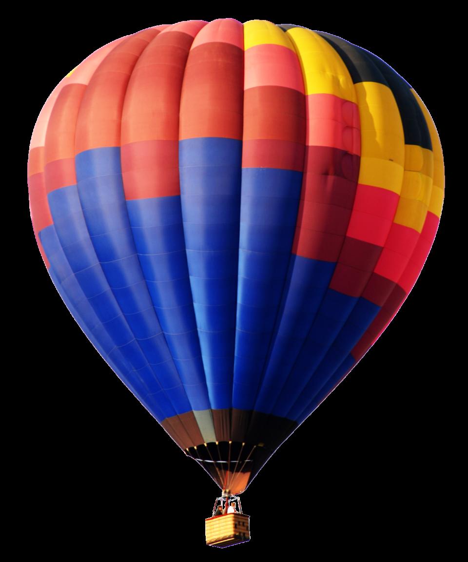 Hot Air Balloon PNG Image