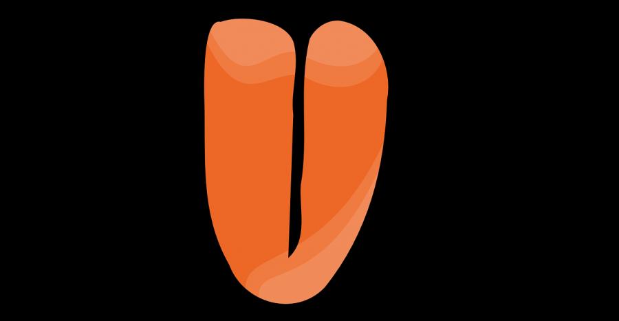 Human Tongue PNG Image
