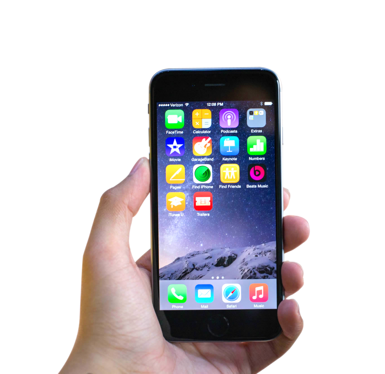 iphone 6 PNG Image