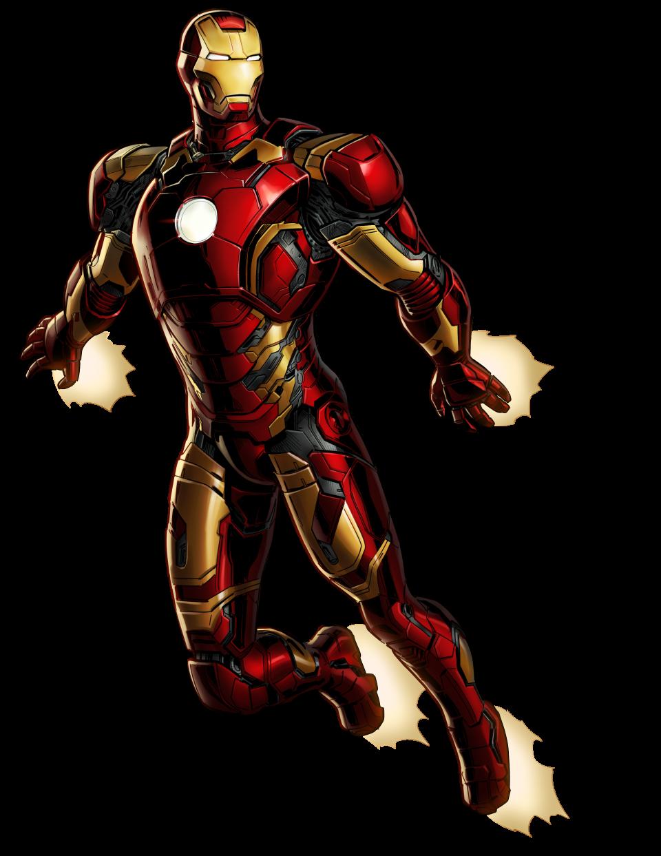 Ironman Avengers PNG Image - PurePNG   Free transparent ...