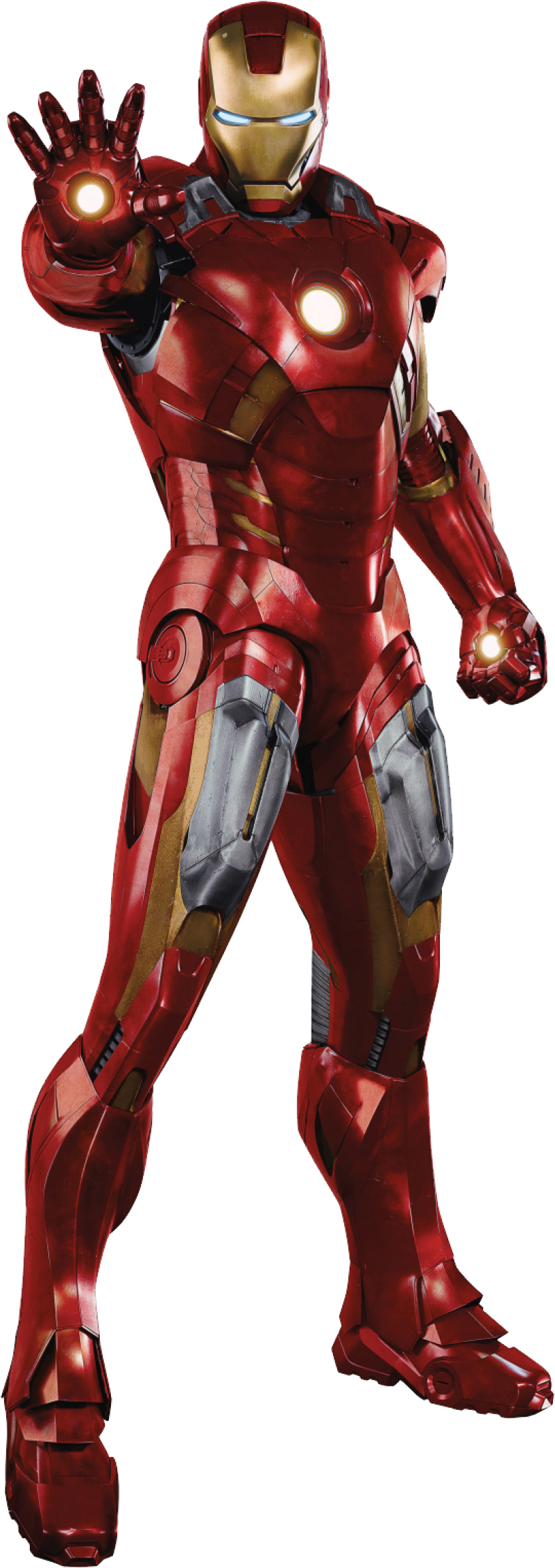 Ironman Flying PNG Image