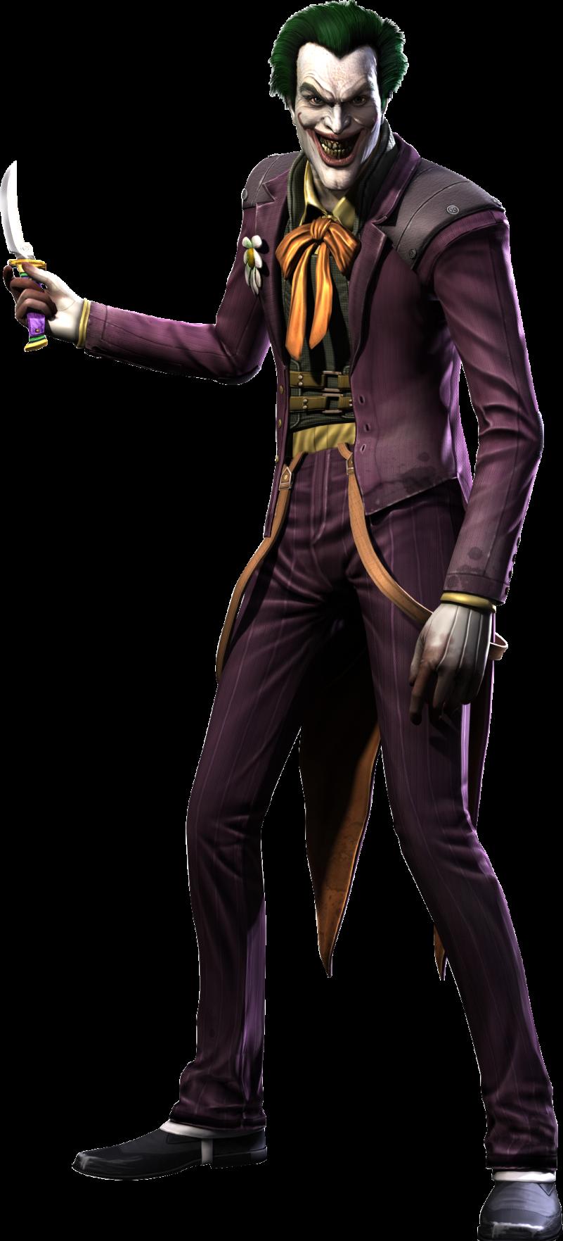 Joker Batman PNG Image