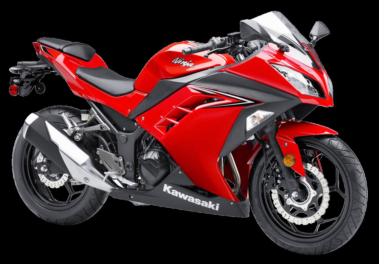 Kawasaki Ninja 300 PNG Image