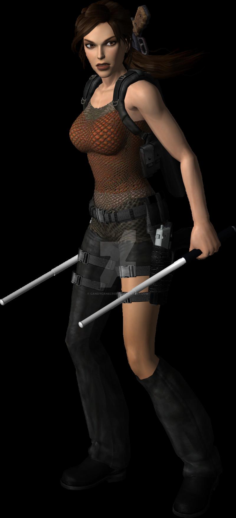 Lara Croft    Tomb Raider PNG Image