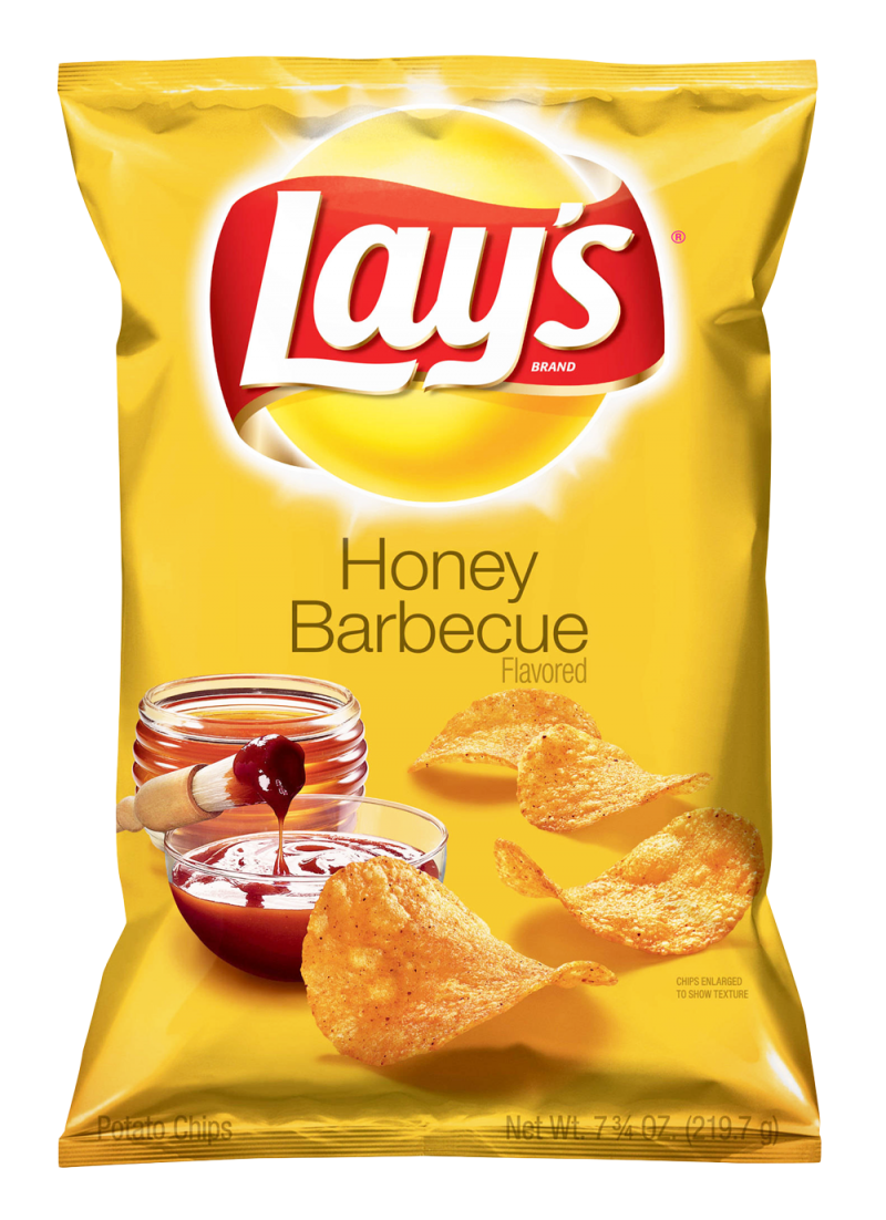 Lays Potato Chips Pack PNG Image
