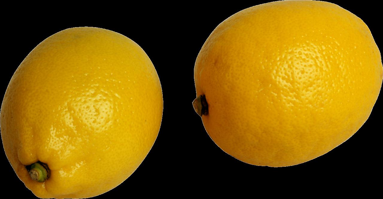 Lemons PNG Image