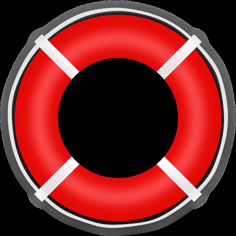 Lifebuoy PNG Image