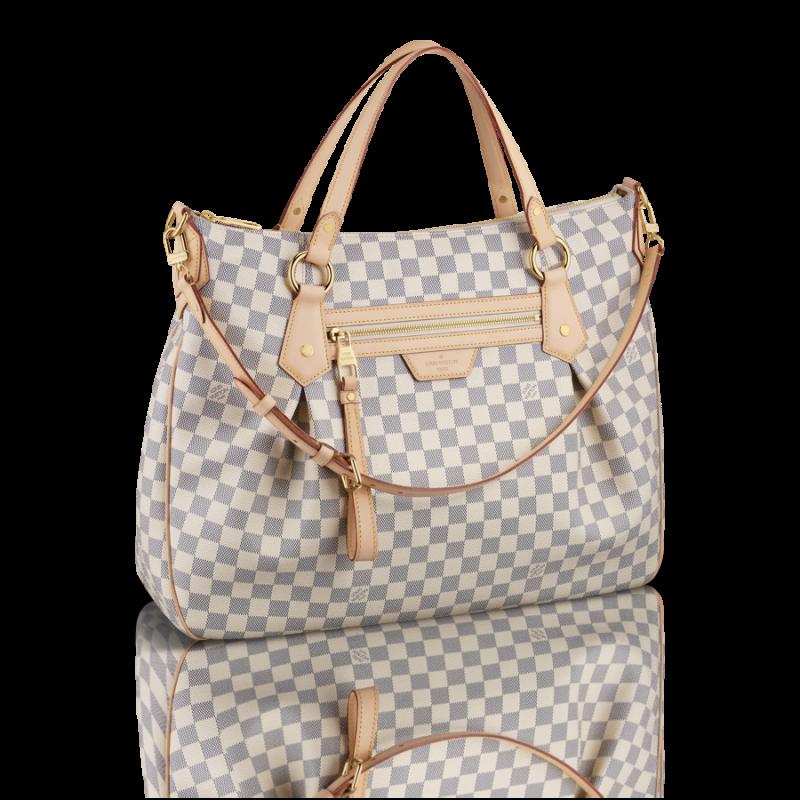 Louisv Tote Women Bag PNG Image