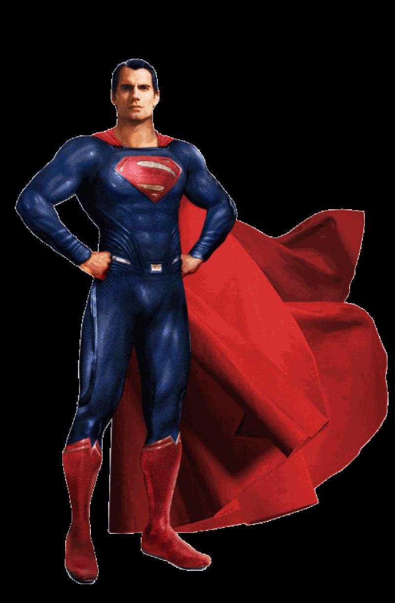 Man Of Steel | Super Man PNG Image