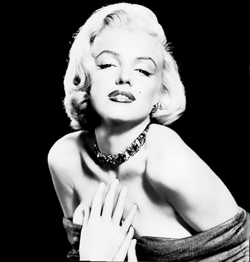 Marilyn Monroe PNG Image