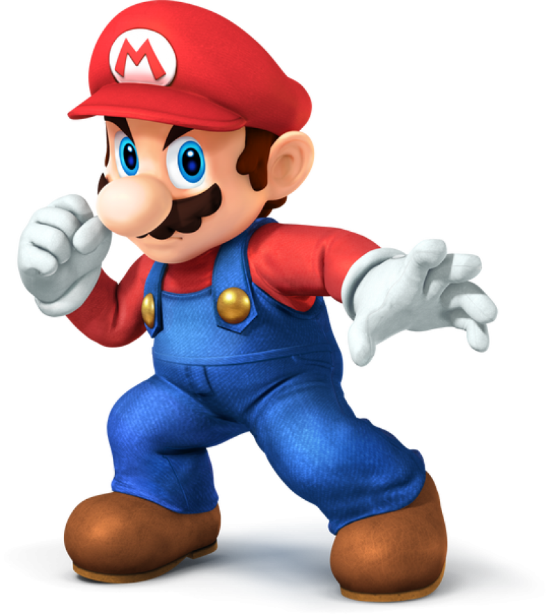 Mario Based PNG Image