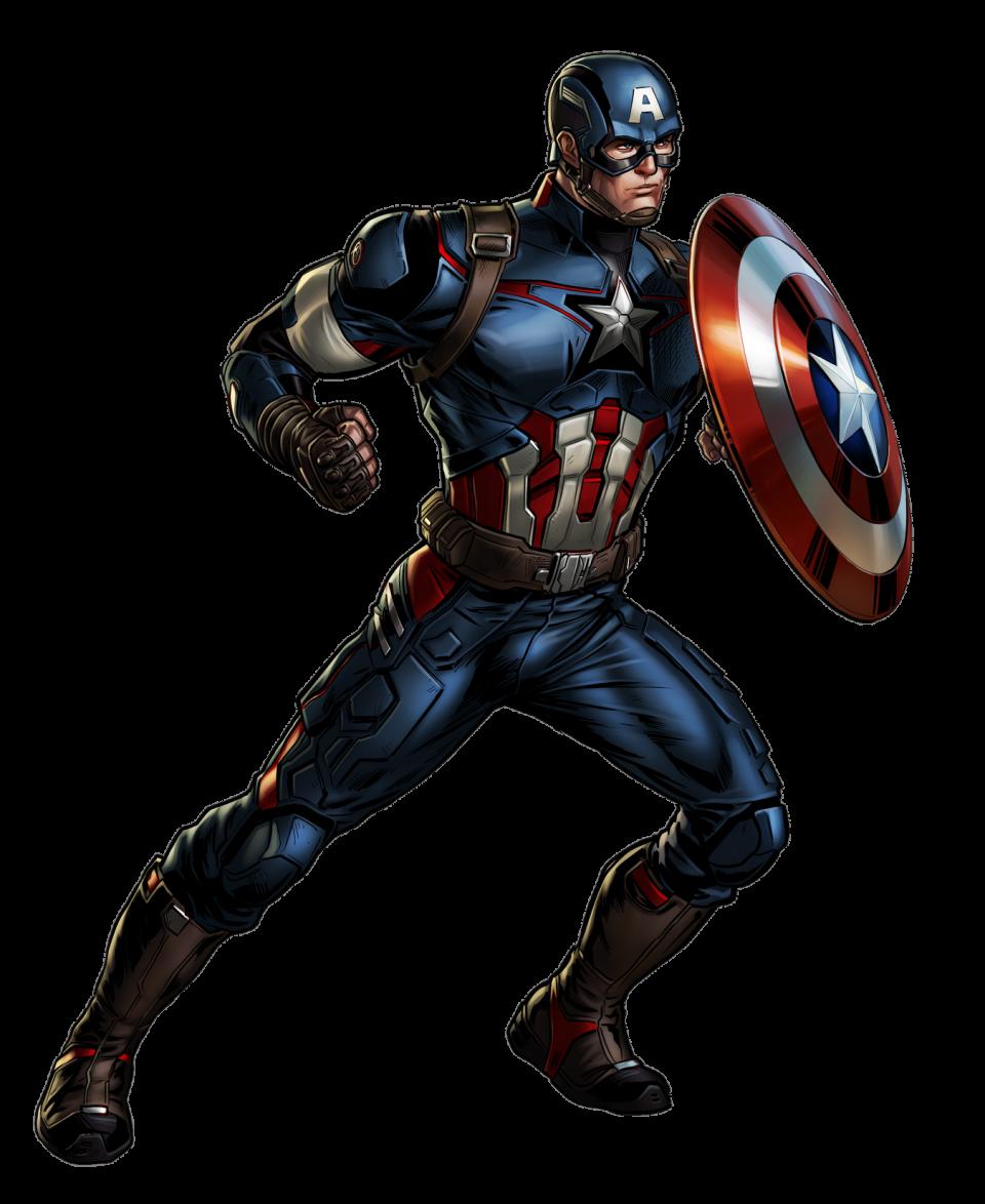 Marvel AvengersCaptain America PNG Image
