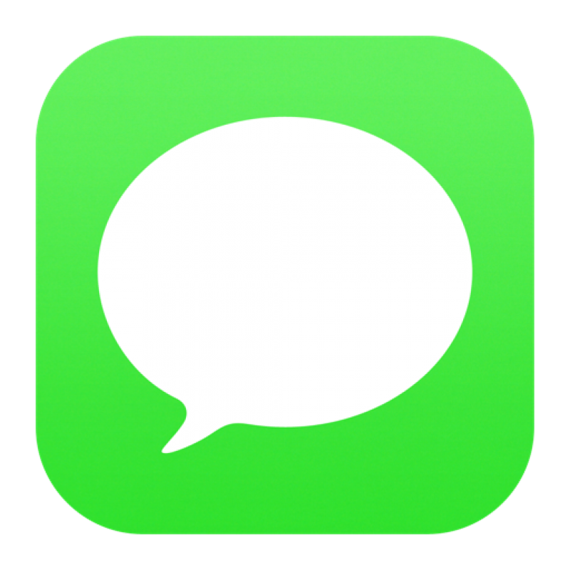 Messages Icon iOS 7 PNG Image - PurePNG | Free transparent ...