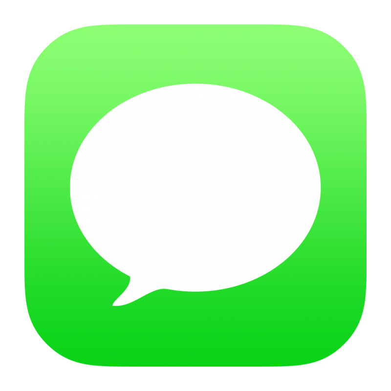 Messages Icon PNG Image - PurePNG | Free transparent CC0 ...